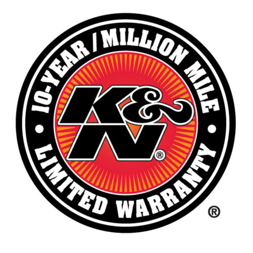 """KN Round Replacement Fil 2-1//4/""""H,OVAL E-3324 K/&N Custom Air Filter 4-1//2/"""" X 7/"""""""