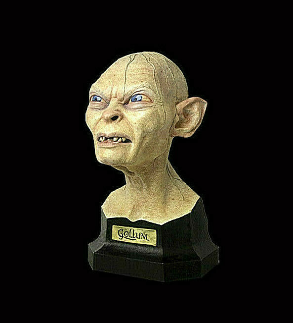 GOLLUM Lord Of The Rings busto Weta Sideshow
