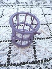 HARRY POTTER LEVITATING CHALLENGE GAME REPLACEMENT PIECE drum & hoop purple