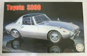 Fujimi Toyota S800 2 Porte Voiture En 1/24 3891 St (104)