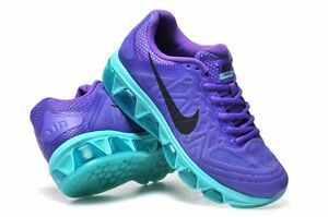 separation shoes e93bb bed88 Image is loading NIKE-AIR-MAX-TAILWIND-7-HYPER-GRPE-BLCK-