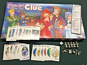 1999-Scooby-Doo-Clue-Replacement-Parts-Pieces-Your-Choice
