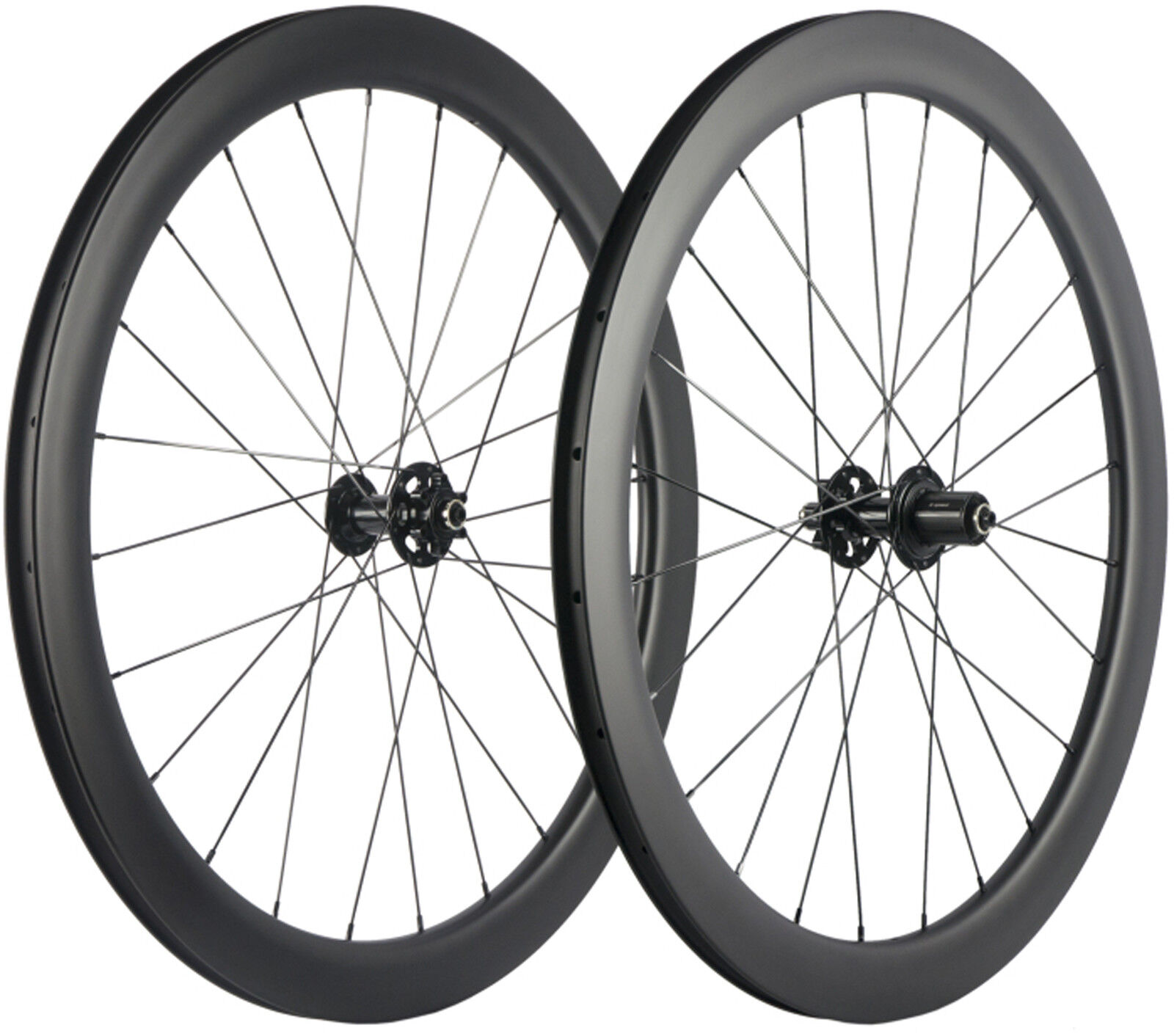 25mm Disc Brake Wheelset 38 50 60 88mm  Clincher Carbon Cyclocross Wheels 700C  team promotions