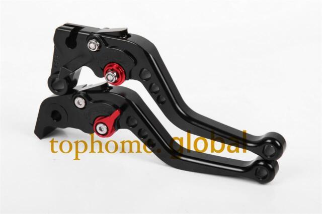 For Honda CBR600RR 03-06/ CBR954RR 02-03 Short Clutch Brake Levers CNC Adjust