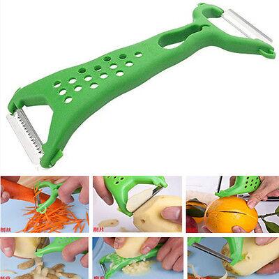 Vegetable Fruit Peeler Parer Julienne Cutter Slicer Peel Kitchen Tools Gadgets J