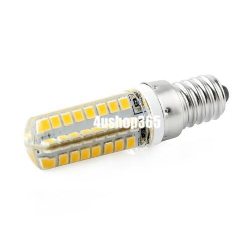 Energieeffiziente 2835 Chip Lampe Glühbirne Birne G4 G9 E14 B15 AC//DC 12//220V 1