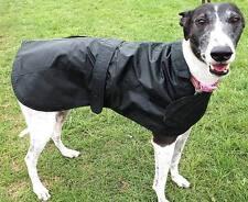 "Dog Coat Waxed Cotton Jacket Waterproof Wax British 28""  Labrador Boxer Vizsla"