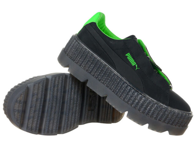 sale retailer 23daf 8b090 Women's Trainers Puma x Fenty Rihanna Cleated Creeper Surf Shoes Ladies