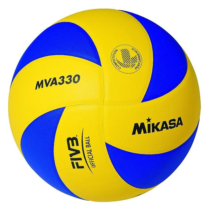 Grevinga® FUN FUN FUN Mikasa Volleyball  MVA 330  Gr. 5   141275  | Bestellung willkommen  | Speichern  97630c