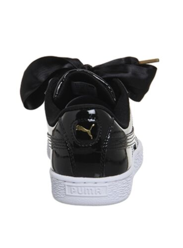 Puma Basket mujer £ Heart solo 99 55 Patent Zapatos Ahora ¡Era £ 79 de wwdrqBXf