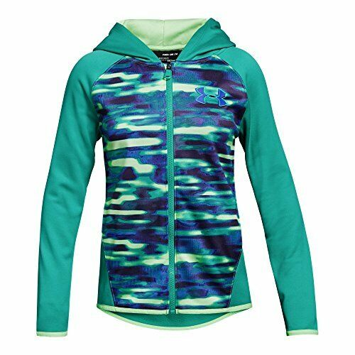 Under Armour Apparel Girls Fleece Full Zip Pick SZ//Color.