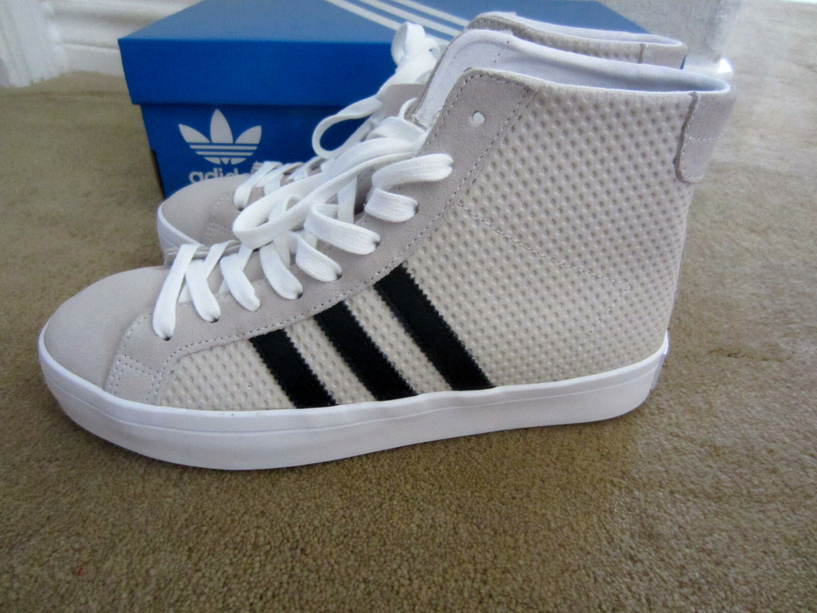 Adidas Corte Vantage Mediados Zapatos para para para De mujer, estilo BB5185, Nuevo, US tamaño 8.5  Precio al por mayor y calidad confiable.