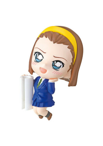 Re-Ment Miniature Detective Conan Cord Mascot Figure # 4 Sonoko Suzuki