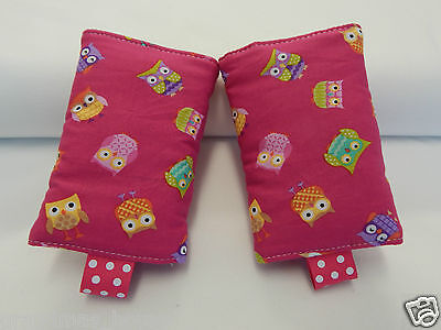 Daleks Ergo  Dr Who Baby Carrier Dribble Teething Pads Suits Most Carriers