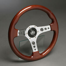 Holzlenkrad Sportlenkrad Holz 330mm Nabe Alfa Romeo Giulia GT GTA 1300 Junior