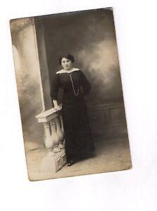CPA-Carte-postale-ancienne-femme-1915-a-identifier-ed-guilleminot-boespflug