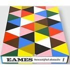 Eames: Beautiful Details by Eames Demetrios, Gloria Fowler (Hardback, 2014)