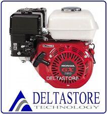 MOTORE HONDA GX160 4T 5,5HP CON ALBERO CILINDRICO DA 19,05mm AVV. MANUALE