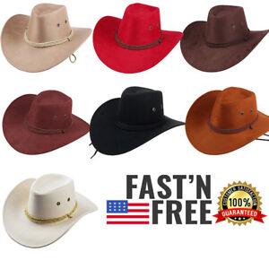 Image is loading Sombreros-Para-Hombres-Mujer-Vaqueros-Party-Hats-Sombrero- 9808830e222