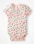 Ex  Baby Boden multi floral vest top BU27