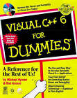 Visual C++ 6 For Dummies by Bob Arnson, Michael I. Hyman (Paperback, 1998)