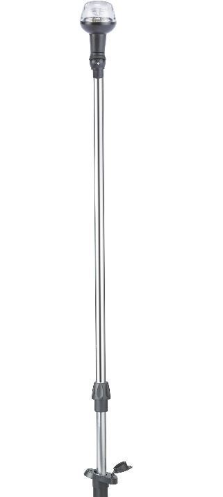 Ankerlaterne LED Edelstahl Positionslaterne Navigationslicht seewasserfest