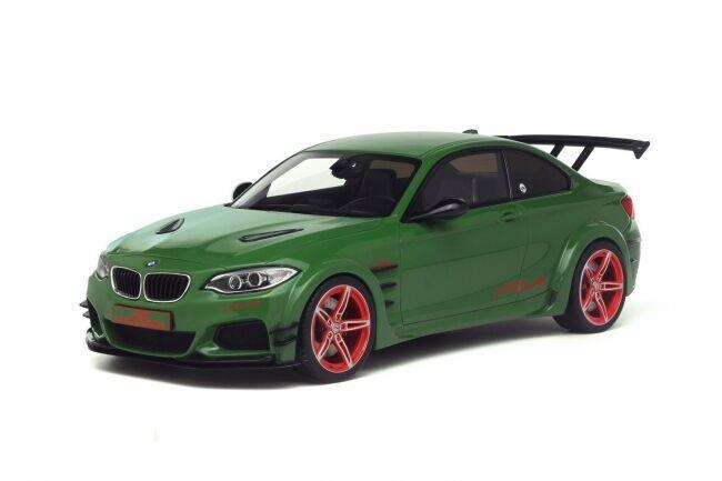 BMW AC Schnitzer acl2 verde 1 of 2000 1 18 resin GT-SPIRIT gt146 NUOVO & OVP
