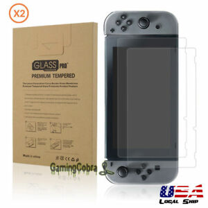 Anti-Scratch-Full-Coverage-Nano-Glass-Screen-Protector-for-Nintendo-Switch-2-PCS