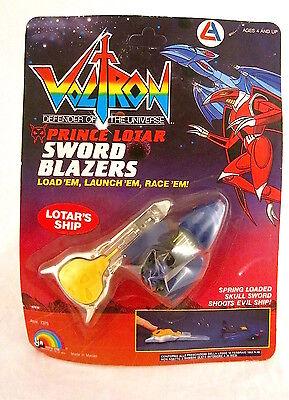 Ljn Toys L.t.d.'84 Golion Voltron Prince Lotar Sword Blazers Al-es!moc Unpunched