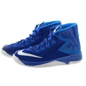 b2a3261108b1 Nike 845082 Toddler Child Air Devosion High Top Basketball Shoes ...