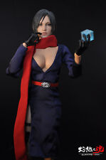 "1/6 Female Dress Resident Evil 5 Ada Wong Clothing Set For 12"" Figure"