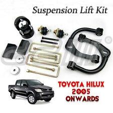 Suspension Lift Kit 3Inch Up Fit For Toyota Hilux IFS Vigo SR5 D4D 4x4 05-14 4WD
