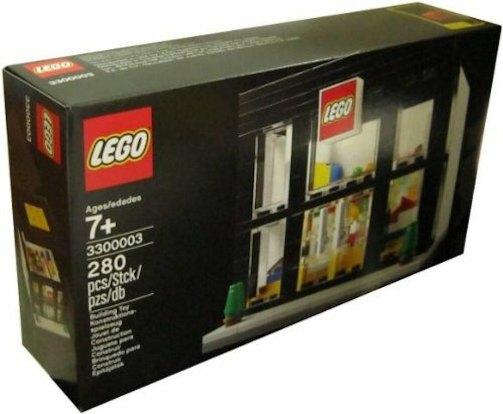 LEGO Exclusive - LEGO Brand Retail Store 3300003 - New & Sealed - Grand Opening