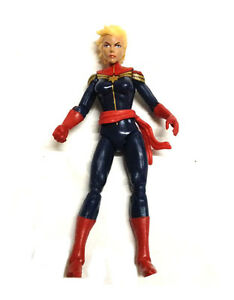"Marvel Universe 2016 Infinite Series Captain Marvel 3.75/"" Loose Action Figure"