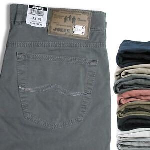 günstig kaufen auf Füßen Bilder von am besten kaufen Joker Jeans Mens Trousers Harlem Walker SUMMER COLOR CHOICE Cotton ...