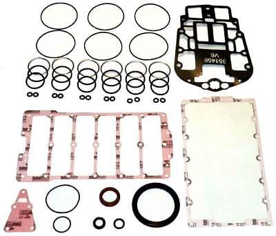 15 Hp PWHD Gasket Kit 500-119 Evinrude 9.9 WSM Outboard Johnson 0436358
