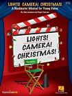 Lights! Camera! Christmas!: A Blockbuster Musical for Young Voices by Hal Leonard Publishing Corporation (Paperback / softback, 2013)
