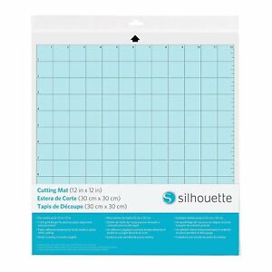 Silhouette-CUT-MAT-12-3T-Cameo-Replacement-Cutting-Mat-12x12-NEW-craft