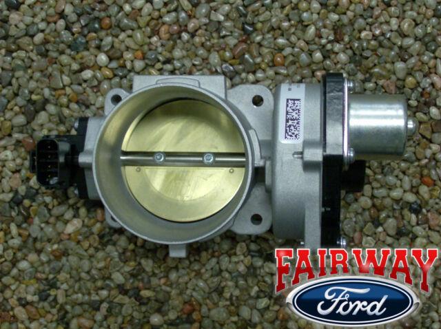 04 05 06 07 08 09 10 F-150 5.4L OEM Genuine Ford Throttle Body w/TPS Sensor