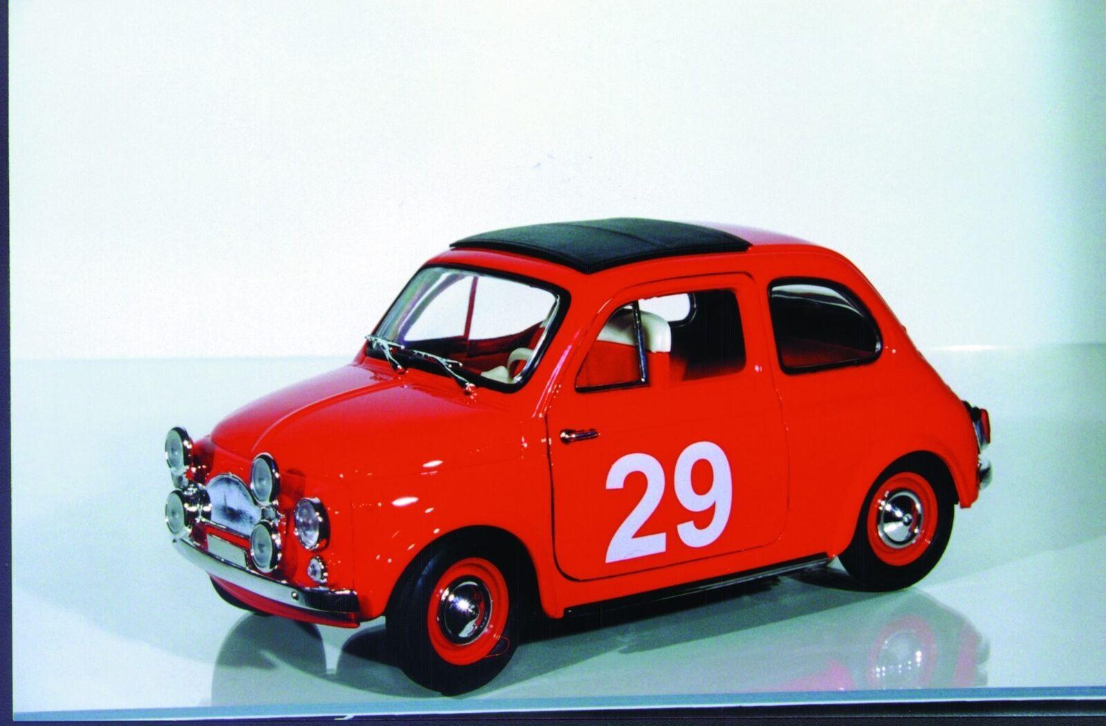 1 18 Solido Fiat 500 '65