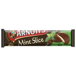 Arnott's Mint Slice Chocolate Biscuits 200g