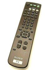 GENUINE Sony parts 147959521 RM-MC38EL REMOTE CONTROL Black