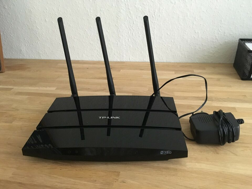Router, wireless, TP-Link 5GHz 750Mbps
