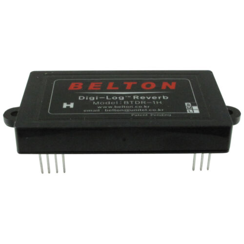 Short Decay Belton Digi-Log Reverb Module BTDR-1H for amplifier or pedal