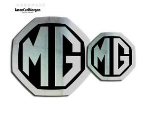 MG-ZR-MK2-LE500-Style-Badge-Inserts-Front-Rear-59mm-95mm-Chrome-Black-Badges