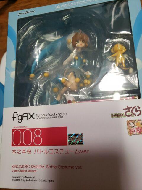 Figma 369 Card Captor Sakura Li Syaoran figure Max Factory 100/% authentic