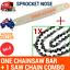 thumbnail 12 - CHAINSAW-BAR-amp-CHAIN-COMBO-FIT-BAUMR-AG-Baumr-Ag-CHAINSAW-SX72