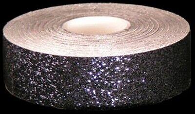 "1"" x 150' Glitter Tape ~ Gunmetal, Gray, Black, Circus, Band, Hoop"