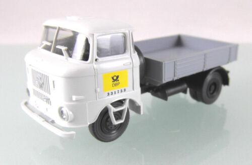 w50l//zm tractor gris DBP Deutsche Bundespost H0 s.e.s//88 8888 88