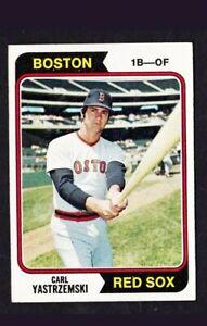 1974-TOPPS-BASEBALL-CARD-280-CARL-YASTRZEMSKI-BOSTON-RED-SOX-HOF